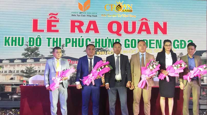 CELEBRATION CEREMONY AND THE YEAR OF PHUC HUNG GOLDEN - BINH PHUOC